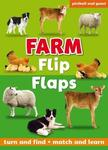 Flip Flaps Farm (Board Book)