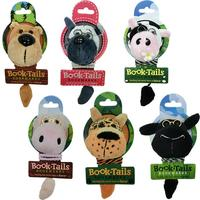 Homepage book tails bookmark