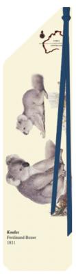 Koalas - Terra Australis Bookmark- TA009