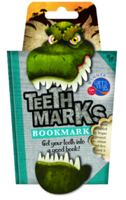 T Rex - Teeth Marks Bookmark (