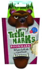 Bear - Teeth Marks Bookmark