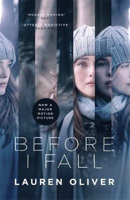 Before I Fall (Film Tie In Cover)