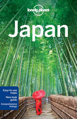 Japan Lonely Planet (13th ed.)