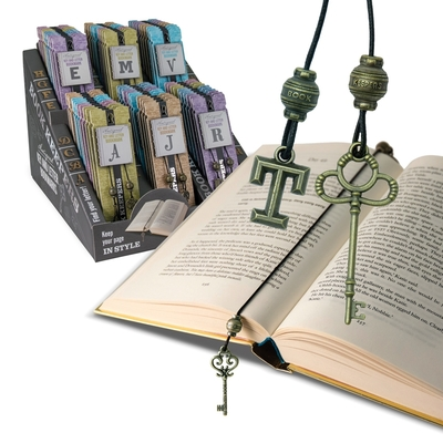 Book Keepers Bookmarks - L