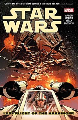 Star Wars 4 : Last Flight of the Harbinger