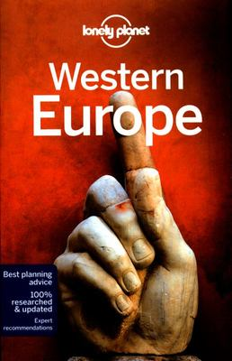 Western Europe 13 (Lonely Planet)