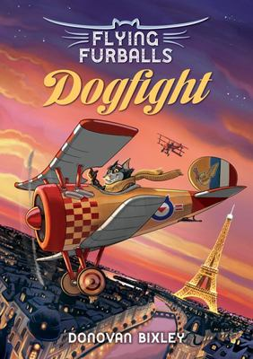 Dogfight (Flying Furballs #1)