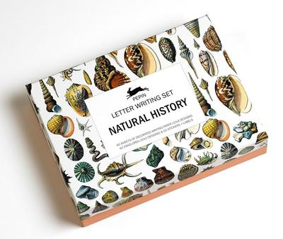 Natural History: Letter Writing Set
