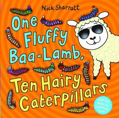 One Fluffy Baa-Lamb, Ten Hairy Caterpillars