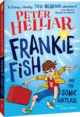 Frankie Fish and the Sonic Suitcase (#1)