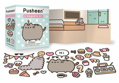 Pusheen A Magnetic Kit