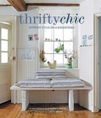 Thrifty Chic:Interior Style on a Shoestring
