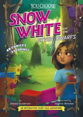 Snow White and the Seven Dwarfs (An Interactive Fairy Tale Adventure)
