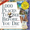 1,000 Places to See Before You Die 2018 (Boxed Calendar)
