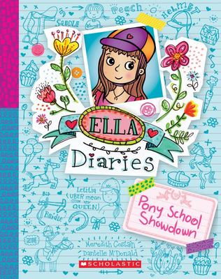 Pony School Showdown (Ella Diaries #6)