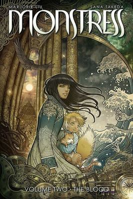 Monstress 2 : The Blood