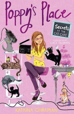 Secrets at the Cat Cafe