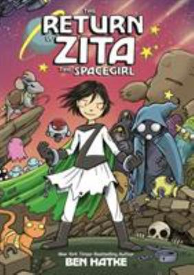 The Return of Zita the Spacegirl (#3)