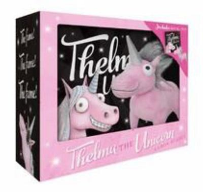 Thelma the Unicorn (Mini HB + Plush)