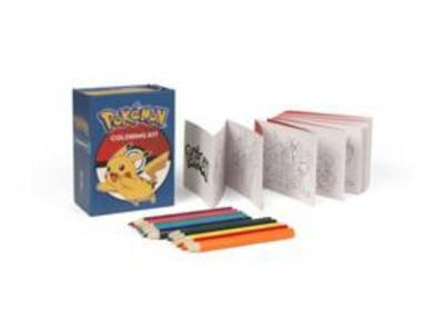 Pokémon Coloring Kit