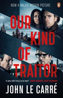 Our Kind of Traitor Film Tie In