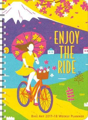 2018 Enjoy the Ride on-the-Go Weekly Planner