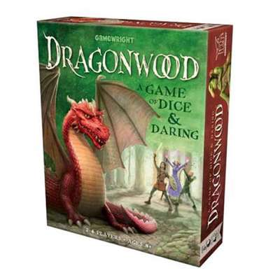 Dragonwood (Strategy Game)