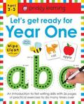 Let's Get Ready for Year One (Wipe Clean Workbooks)
