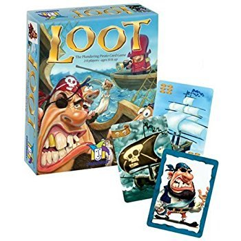 Loot: The Plundering Pirate Card Game