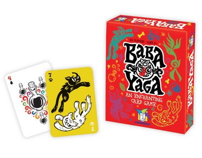 Baba Yaga card game