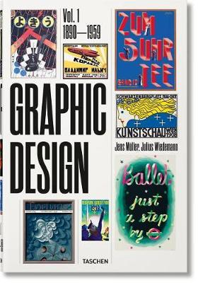 History of Graphic Design Volume 1 1890-1945