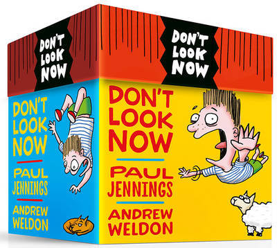 Don't Look Now (Box Set #1-4)