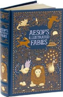 Aesop's Illustrated Fables (Leather Bound)