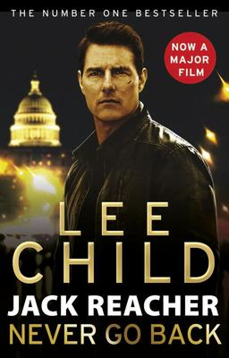Never Go Back FTI (Jack Reacher #18)