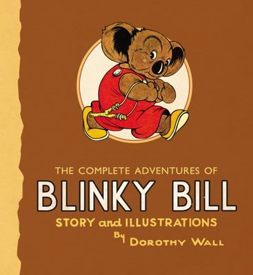 The Complete Adventures of Blinky Bill (HB)