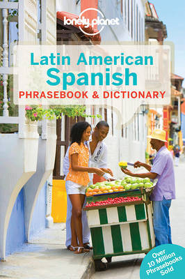 Latin American Spanish Phrasebook & Dictionary 8
