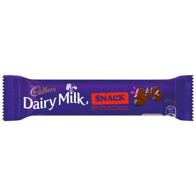Large dairy milk snack