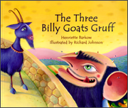 Three Billy Goats Gruff (Dutch-English)