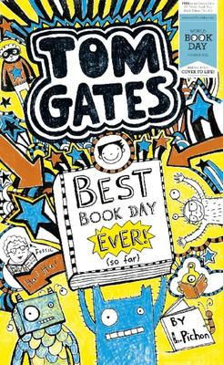 Best Book Day Ever (So Far) (Tom Gates #4.5)