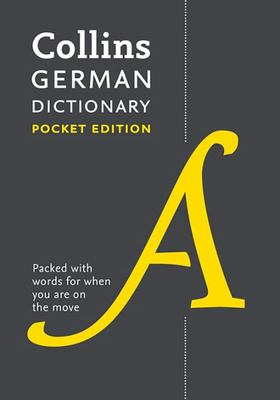 Collins Pocket German Dictionary [Ninth Edition]