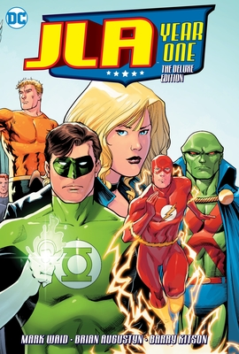JLA Year One Deluxe: Year one