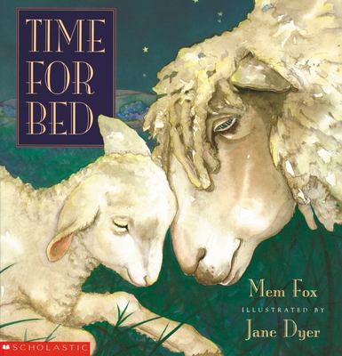 Time for Bed (Board Book)