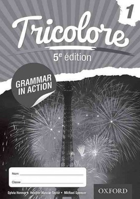 Tricolore 5e Grammar in Action Workbook 1 (8 pack)