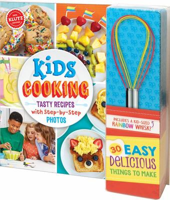 Kids Cooking (+ whisk)