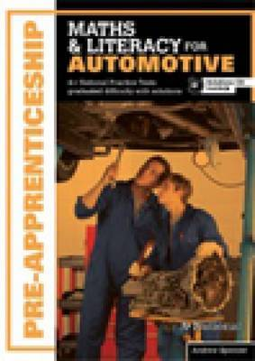 A+ National Pre-apprenticeship Maths and Literacy for Automotive