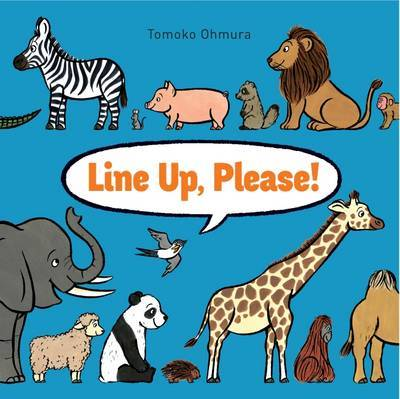 Line Up, Please! (HB)