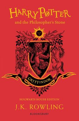 Harry Potter and the Philosopher's Stone (Gryffindor Edition #1 PB)