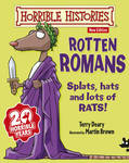 Rotten Romans (Horrible Histories) - Junior Edition