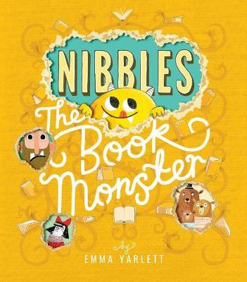Nibbles: The Book Monster (Lift-the-Flap HB)