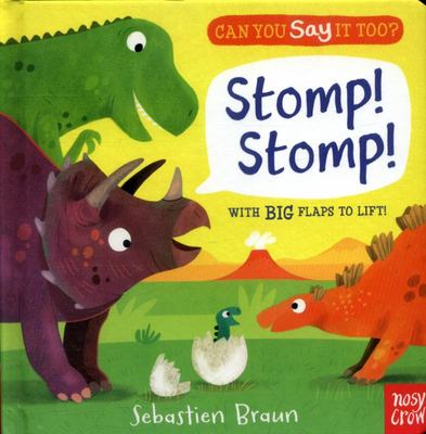 Stomp! Stomp! (Can You Say It Too?)